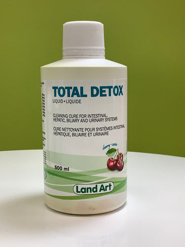 Land Art Total Detox