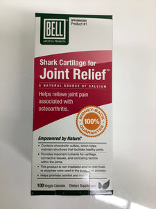 Bell Shark Cartilage Joint Relief #1