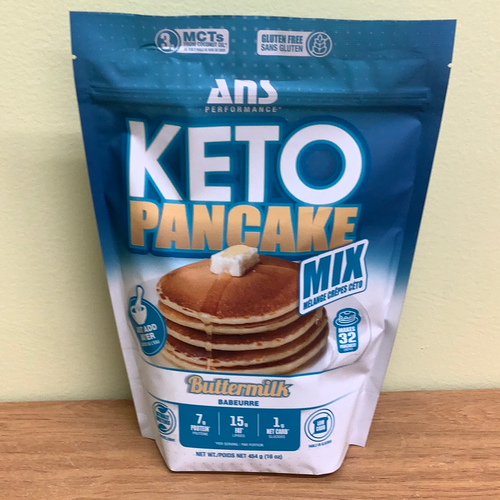 ANS Performance KETO Buttermilk Pancake Mix