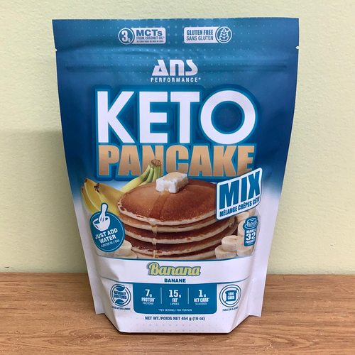 ANS Performance KETO Banana Pancake Mix