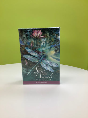 Spirit of the Animals Oracle Cards Deck and Guidebook