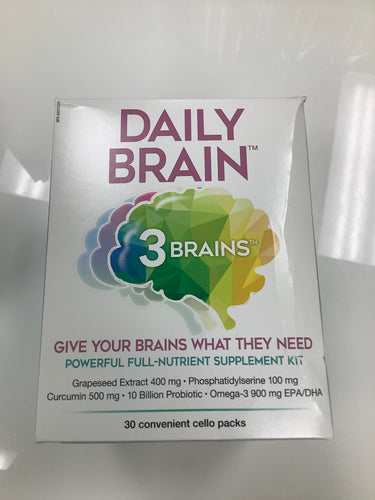 Assured Natural Daily Brain
