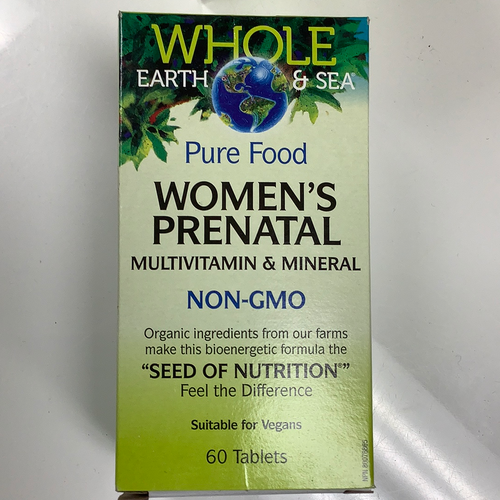 Whole Earth and Sea Women's Prenatal