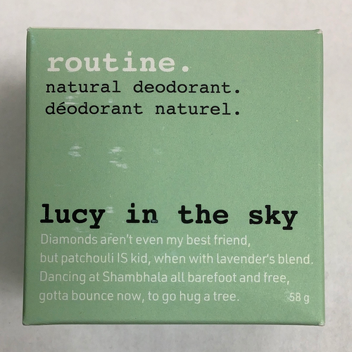 Routine Lucy in the Sky Natural Deodorant