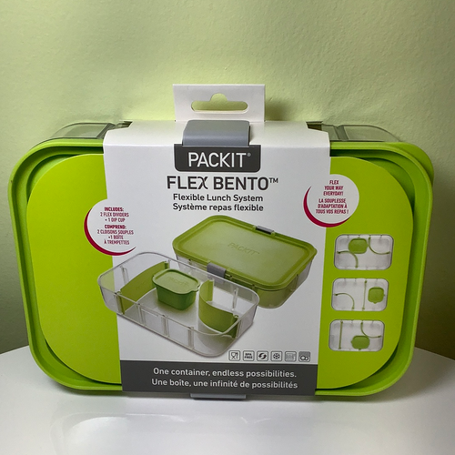 PACKIT Flex Bento Flexible Lunch System