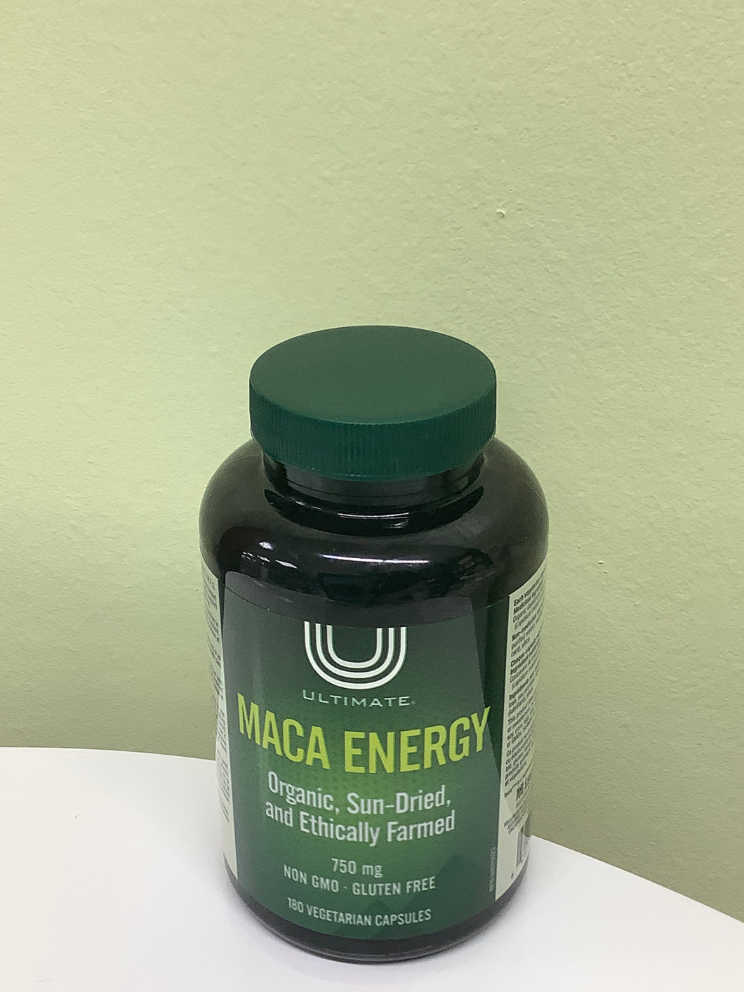 Assured Natural Ultimate Maca Energy 180's