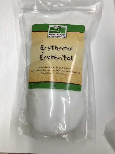 Now Real Food Erythritol 1kg