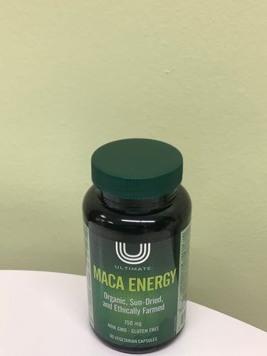 Assured Natural Ultimate Maca Energy 90's