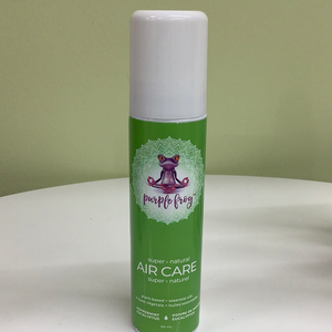 Purple frog Air Care