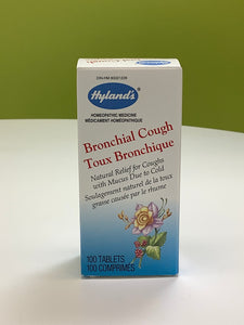 Hylands Bronchial Cough