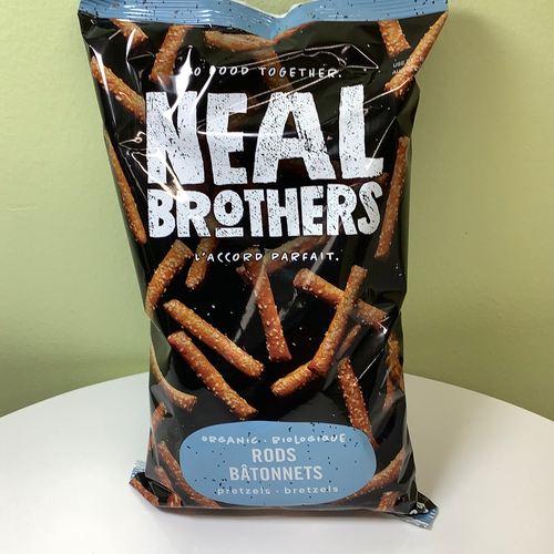 Neal Brothers Organic Pretzel Rods