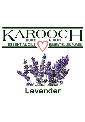 Lavender Essential Oil, Karooch