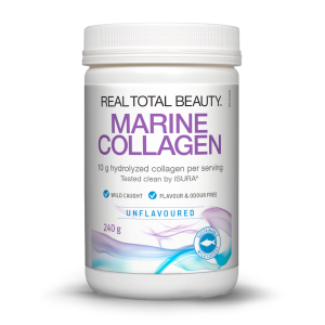 Natural Factors Real Total Beauty Marine Collagen Unflavoured