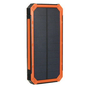 Solar Portable Power Bank Charger