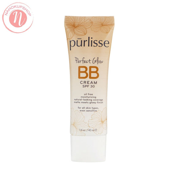PŪRLISSE - BB Cream Perfect Glow - Base en Crema