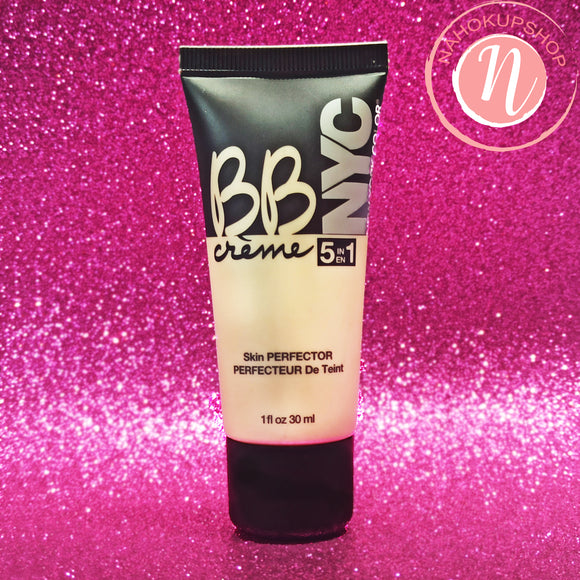 NYC - BB Cream - Base en Crema