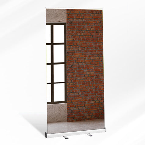 Roll-up Banners - Brick Wall