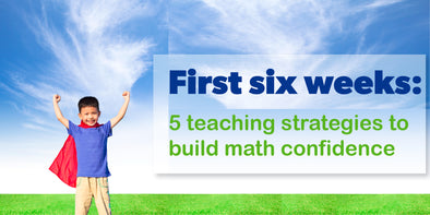 math teaching strategies to increase confidence