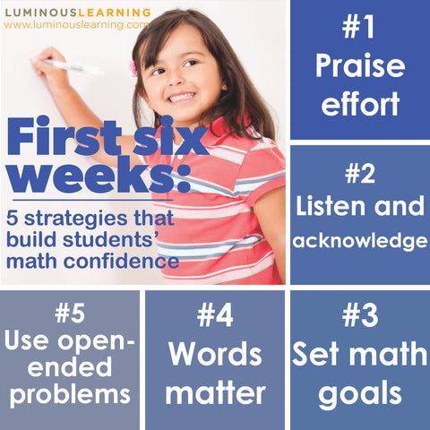 strategies to increase math confidence