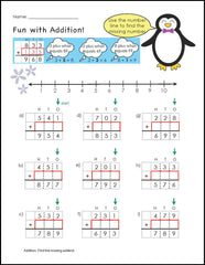 Free Addition Worksheets for Math Dyscalculia