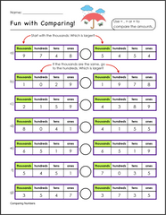 Printables Special Education Math Worksheets free math worksheets luminous learning practice for special education students