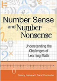teach number sense to special education students