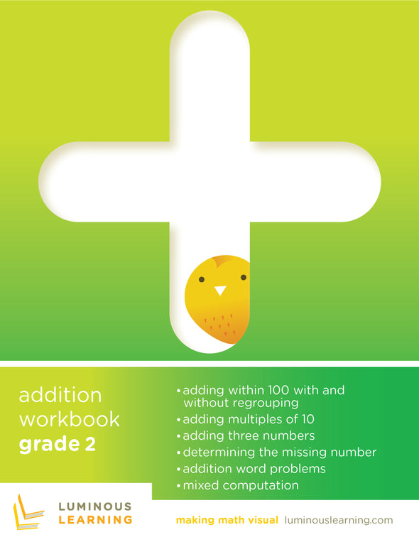 Grade 2 Addition Workbook