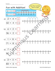 Grade 2 Addition and Subtraction e-Workbook: Making Math Visual