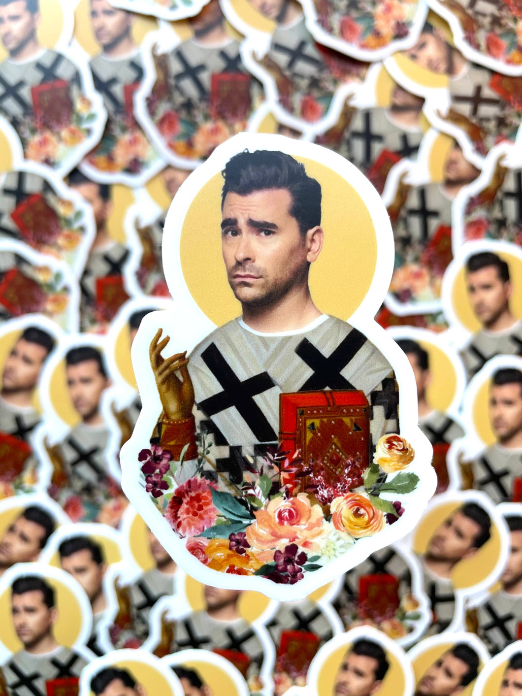 Schitt's Creek - David Rose Sticker