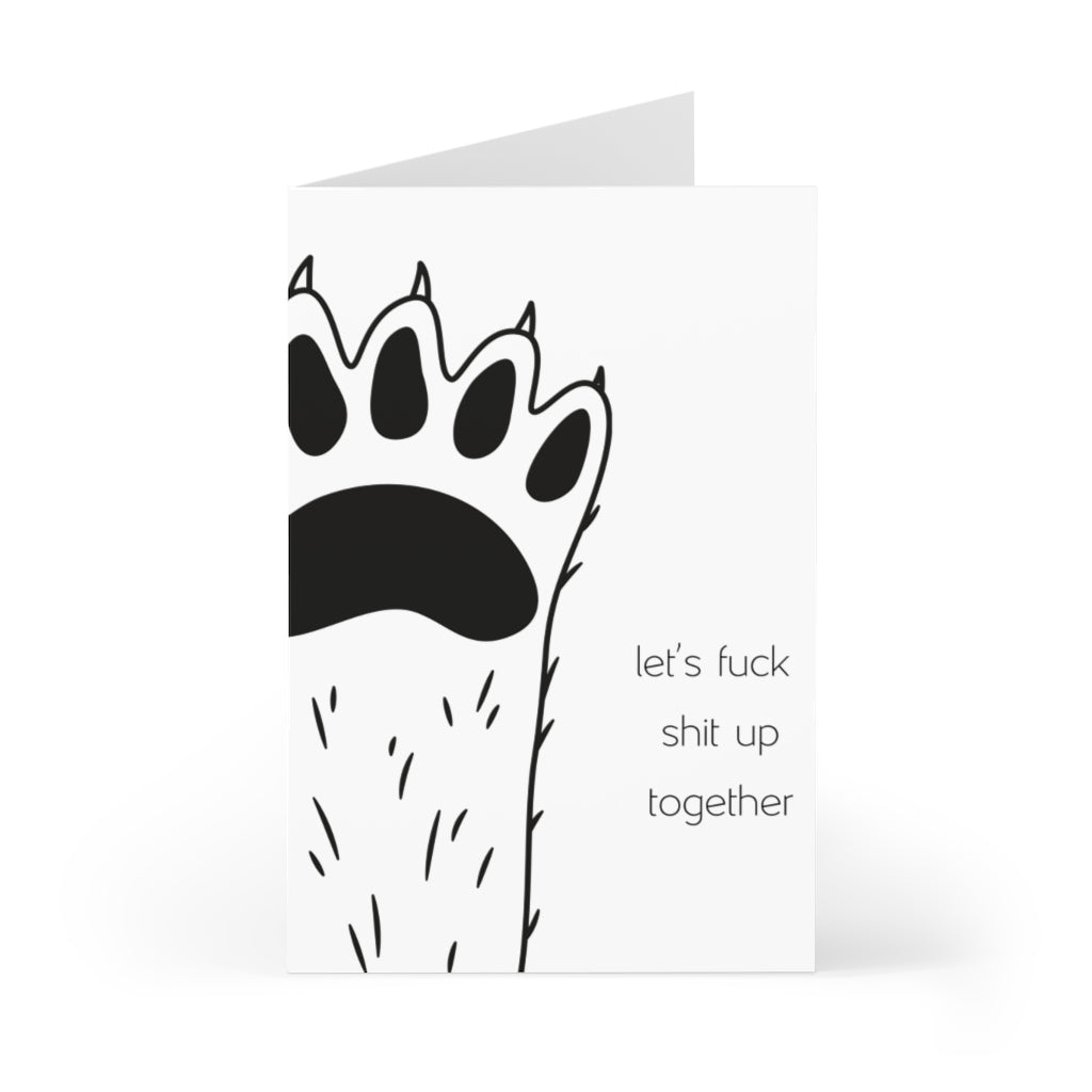 let's fuck shit up together - From My Romance Series (7 pcs)