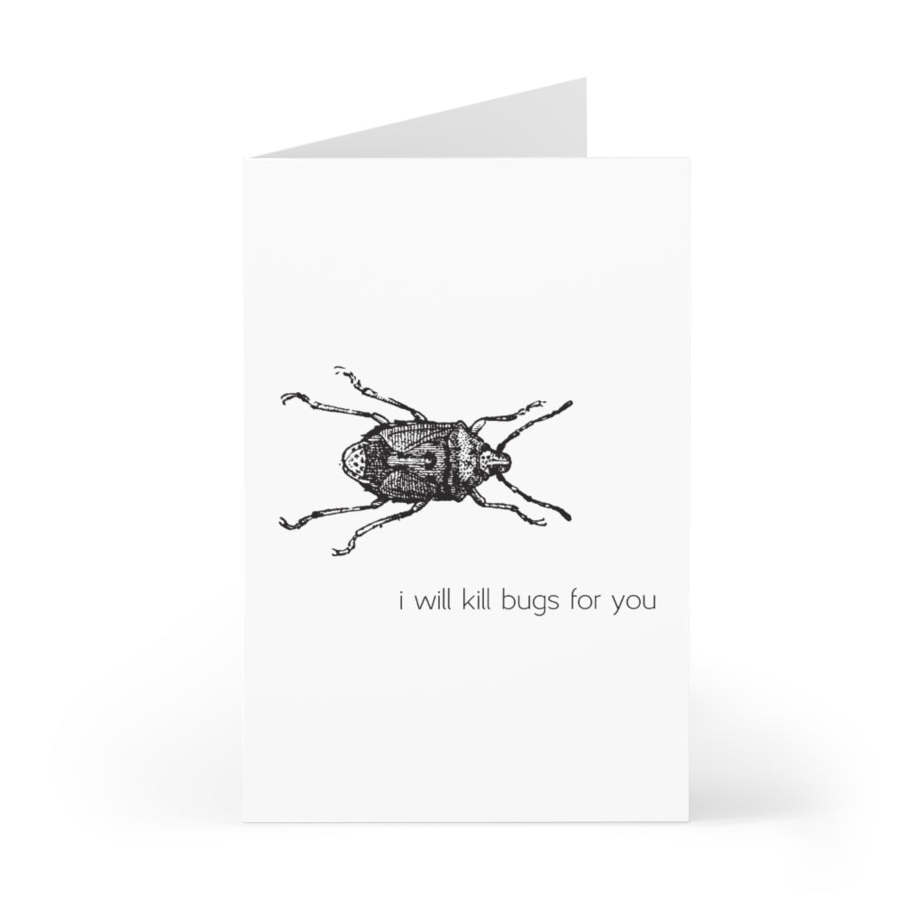 i will kill bugs for you - From My Romance Series (7 pcs)