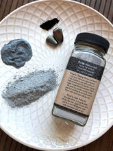 Load image into Gallery viewer, Clarifying Charcoal & Hematite Cleansing Grains - Face Mask