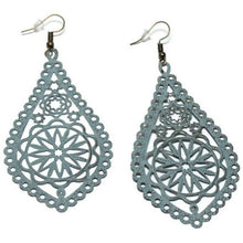 Load image into Gallery viewer, Persist Filigree Earring