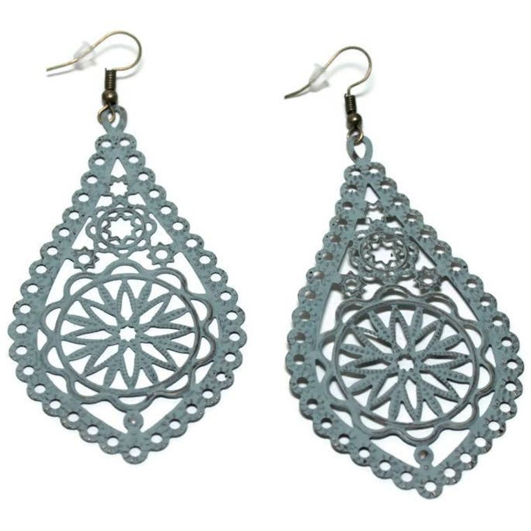 Persist Filigree Earring