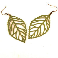Load image into Gallery viewer, Tree Hugger Earrings