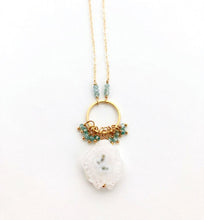 Load image into Gallery viewer, Solar Quartz Necklace