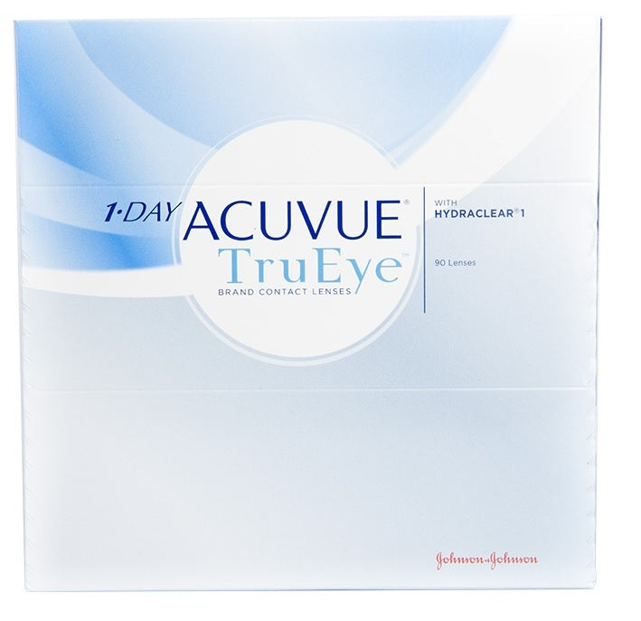 1 Day Acuvue TruEye - 90 Pack