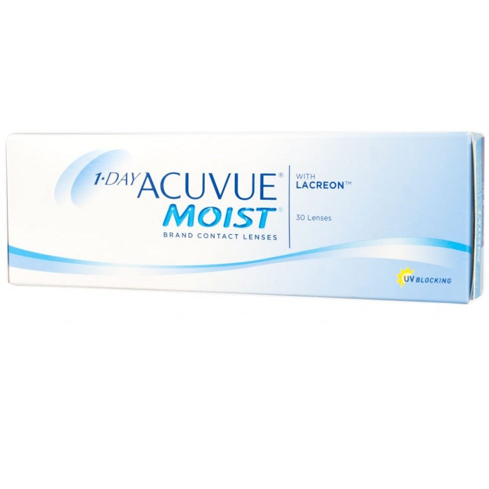 1 Day Acuvue Moist - 30 Pack