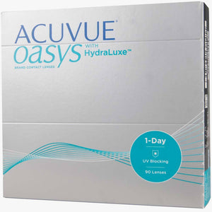 Acuvue Oasys 1 Day - 90 Pack