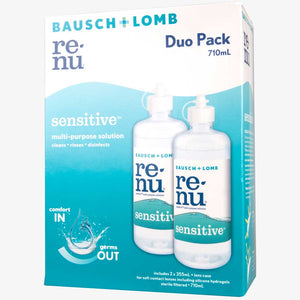 Renu Sensitive Duo Pack