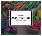 Mr. Fresh Produce