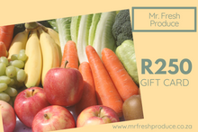 Load image into Gallery viewer, Gift Card - Mr. Fresh Produce