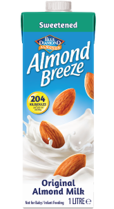 Almond Breeze Original Almond Milk - Mr. Fresh Produce