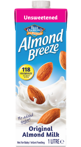 Almond Breeze Unsweetened Almond Milk - Mr. Fresh Produce