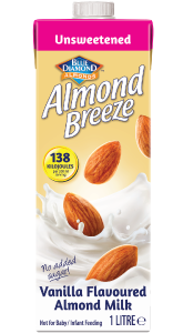Almond Breeze Vanilla Flavor - Unsweetened Almond Milk - Mr. Fresh Produce