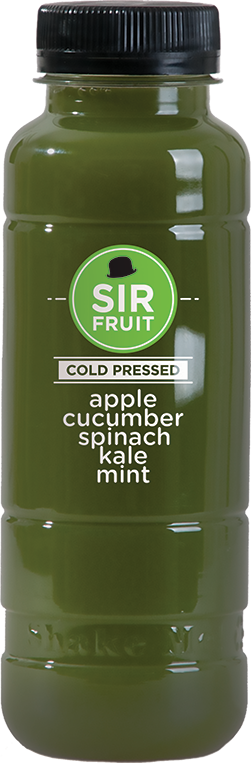 Cold Pressed Spinach 300ml - Mr. Fresh Produce