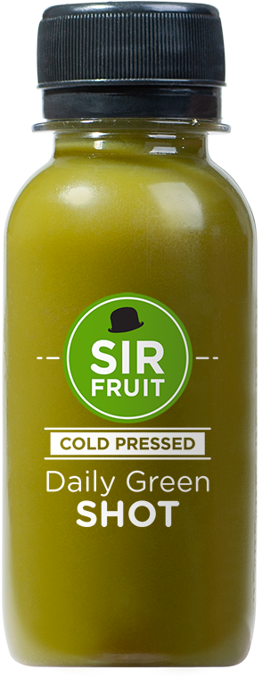 Raw Health Shots - Daily Green Shot 12 pack (single flavor) - Mr. Fresh Produce