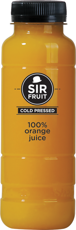 Cold Pressed Orange 300ml - Mr. Fresh Produce