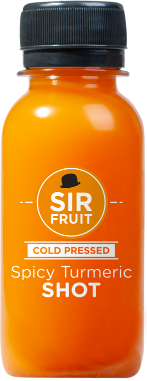 Raw Health Shots - Spicy Tumeric Shot 12 pack Single Flavor - Mr. Fresh Produce