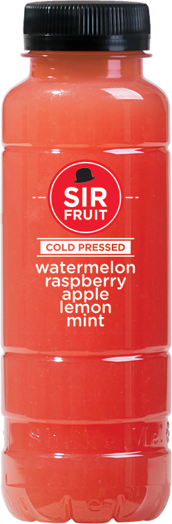 Cold Pressed Watermelon & Raspberry 300ml - Mr. Fresh Produce